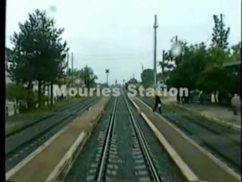 Greek Railways Kilkis - Serres part1