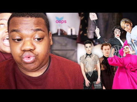 An Honest Met Gala 2019 Fashion Review, oops