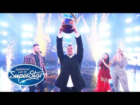 Die Entscheidung: Ramon Roselly Ist Deutschlands Neuer Superstar | DSDS 2020 Finale
