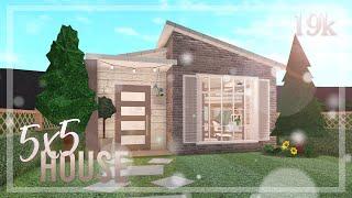 Bloxburg Cute Tiny House 8k