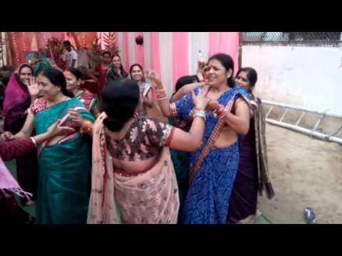 NMJS TEAM DANCE ON NAVRATRI JAGRAN 2015