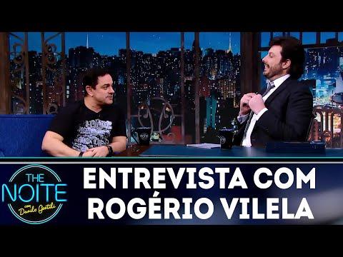 Entrevista com Rogério Vilela  The Noite 041218