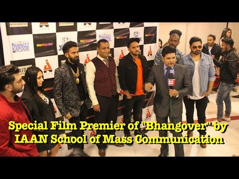 "Bollywood comedy-thriller movie Bhangover at Special Film Premier of ""Bhangover"""