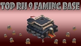 Dunkles Elixier Base | Rathaus lvl 9 farming Base | Let´s Play CoC/ Clash of Clans | Deutsch/ German