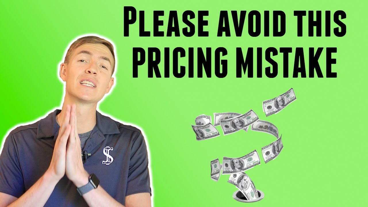 Common Handyman Pricing Mistake and How to Avoid It