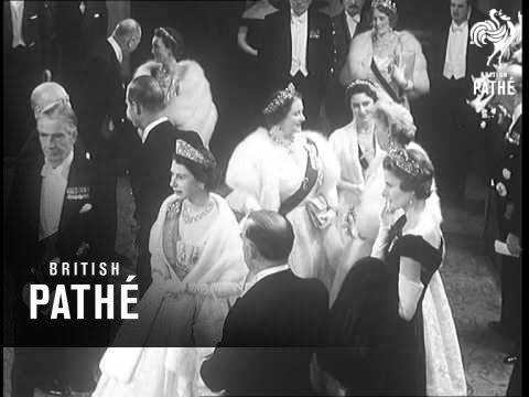Selected Originals - State Visit Of Portuguese President Aka State Visit To Covent Garden (1955)