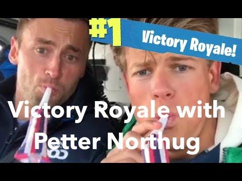 Victory Royale with Petter Northug | Vlog 17²