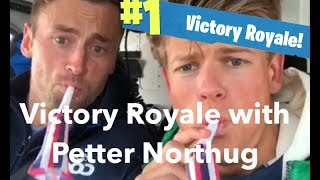 Victory Royale with Petter Northug | Vlog 17²