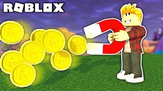 💎 MAGNET THAT COLLECTS MILLIONS OF!!? AND ROBLOX #302 💎