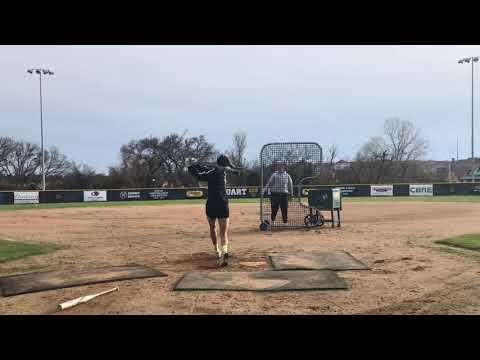 Eliza Eberhard - Weatherford College Sophomore Shortstop
