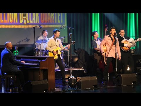 Million Dollar Quartet - Medley | The Late Late Show | RTÉ One