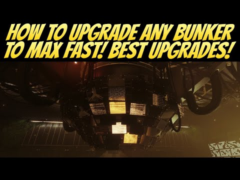 How To Upgrade Any Bunker To Max FAST! Best Upgrades! (Destiny 2 Season Of The Worthy)