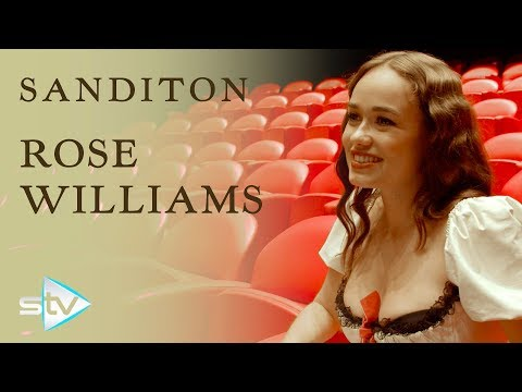 Rose Williams On What Drew Her To The Role   Sanditon