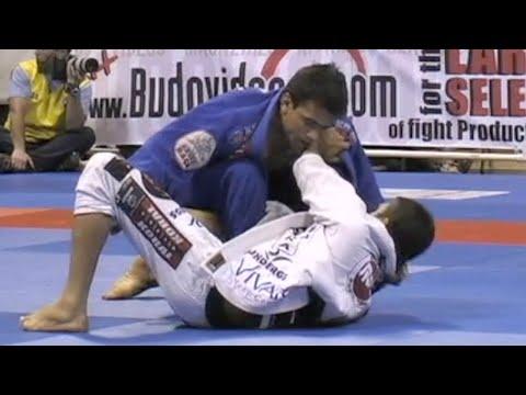 "Rubens ""Cobrinha"" Charles VS Mario Reis / World Championship 2007"