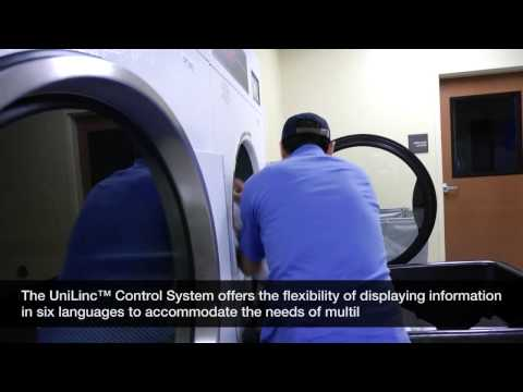 Commercial Washers And Dryers For Hotel Laundry