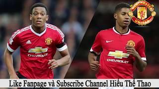 Tin bóng đá - Chuyển nhượng 2018 - Manchester United vô địch với Martial Rashford, Sanchez đi về đâu