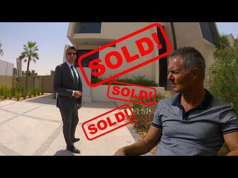 Dubai Immobilien - Dirk Privat   Besichtigungen Mit Luxus - Immobilienmakler Daniel Garofoli   VLOG