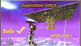 DUPLICATION GLITCH Fortnite Save The World Patch 10.3