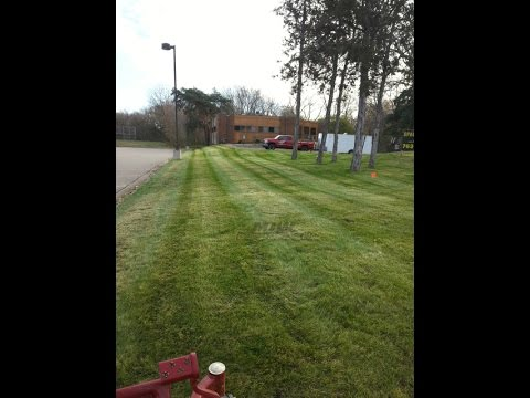 How To Mow Commercial Properties | Step-By-Step