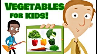 Vegetables for Kids | Vegetables from around the World