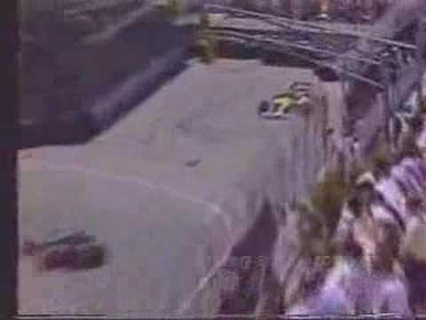 1985 F1 Grand Prix in Detroit