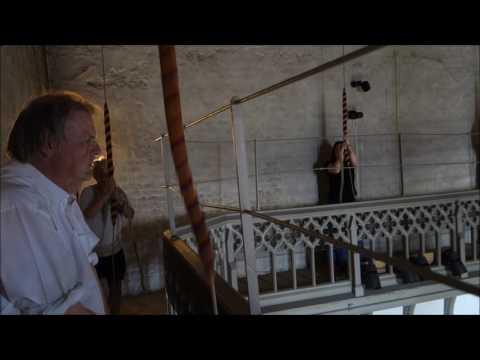 Bell Ringing At Great Ponton