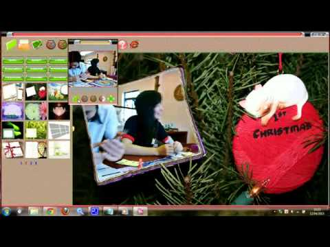 Hướng dẫn sử dụng Photoshine- Lồng ghép ảnh đơn giản