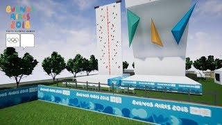 Youth Olympic Games - Buenos Aires 2018 - Virtual Route Setting