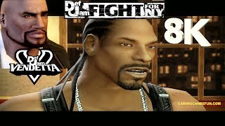 THE ENTIRE DEF JAM STORY | VENDETTA AND FFNY (8K UPRENDERED, 4K DOWNSCALED, HIGH FRAME RATE)