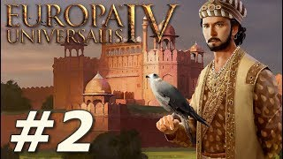 Europa Universalis IV: Dharma | True Heir of Timur - Part 2