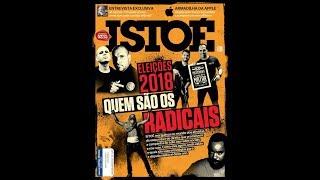 """ISTOÉ - Virei capa de revista - """"Os Exércitos do Ódio"""""""
