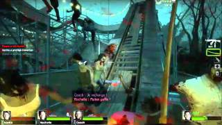 L4D2 - Dark Carnival - Make the girl dance - Kill me