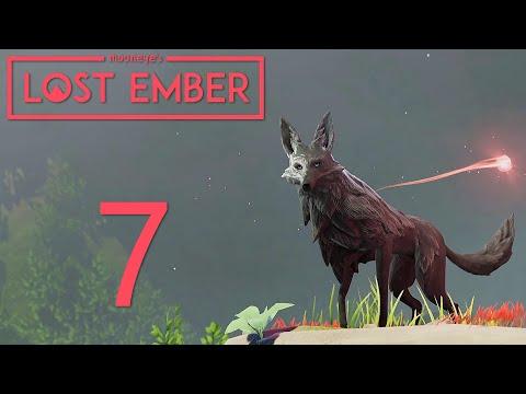 Lost Ember - Прохождение игры - Глава III: Затишье перед бурей [#7] | PC