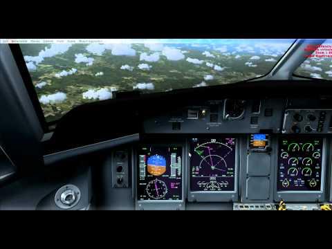 (LIMB-LIRP) Prima Tratta IFR turbo propeller tour(IVAO Italia) Majestic q-400 FULL FLIGHT!!!