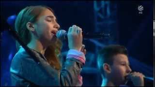 Noah-Levi vs. Luna vs. Michele | Crazy in Love | The Battles | The Voice Kids Germany | 27.03.2015