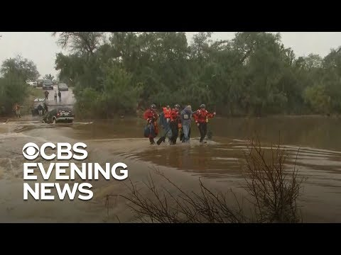 Death Toll Rises From Flooding In Central Texas