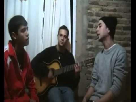 El Abuelo, El Picky, El Pitu BP - Con El Alma Bien Suelta Video
