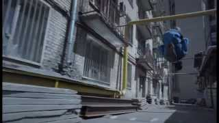 Fly by Eurostar: Parkour Ad-English