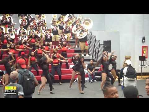 "Banneker High School | ""Marching Trojans"" | ""Ready or Not/ NECK"""