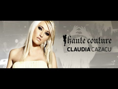 Haute Couture 101 (with Claudia Cazacu) 19.01.2016