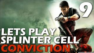 Lets Play: Splinter Cell Conviction - Michigan Ave Reservoir Walkthrough (Episode 9, Part 1)