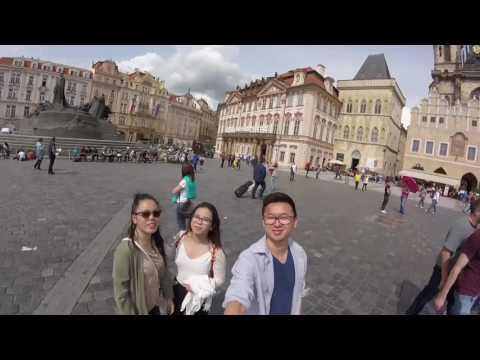 Prague CZE | Mai 17 | Weekendtrip - Food / Sightseeing / Pardy