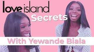 Yewande Biala reveals how involved producers are | Love Island secrets