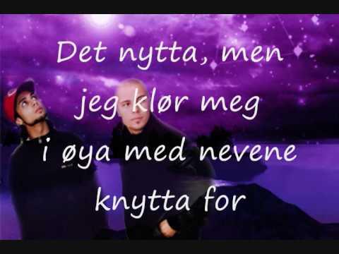 Karpe Diem - Stjerner (with lyrics)