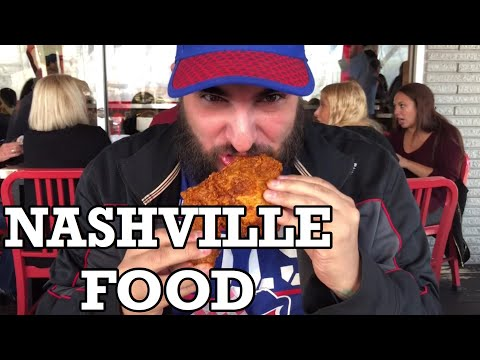 Nashville Food Review | Hattie B's | Goo Goo Clusters | Wild Horse Saloon | Acme Feed And Seed