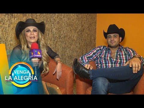 ¡El Gallo Elizalde Se Siente Contento De Haber Trabajado Con Alejandro Fernández!   Venga La Alegría