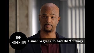 Damon Wayans Sr. And His 9 Siblings