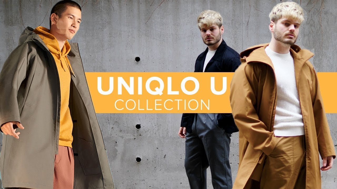 559306b4a I Bought the New Uniqlo Collection So You Don't Have To | Try On Haul