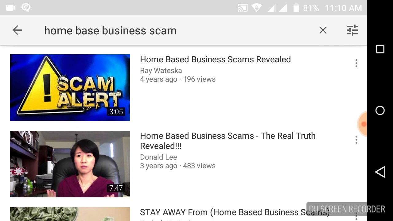 Old Fashioned Home Based Business Scams Ornament - Home Decorating ...