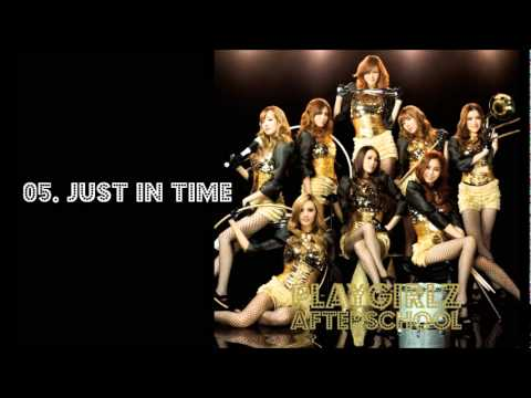 AFTERSCHOOL (アフタースクール) - Just In Time